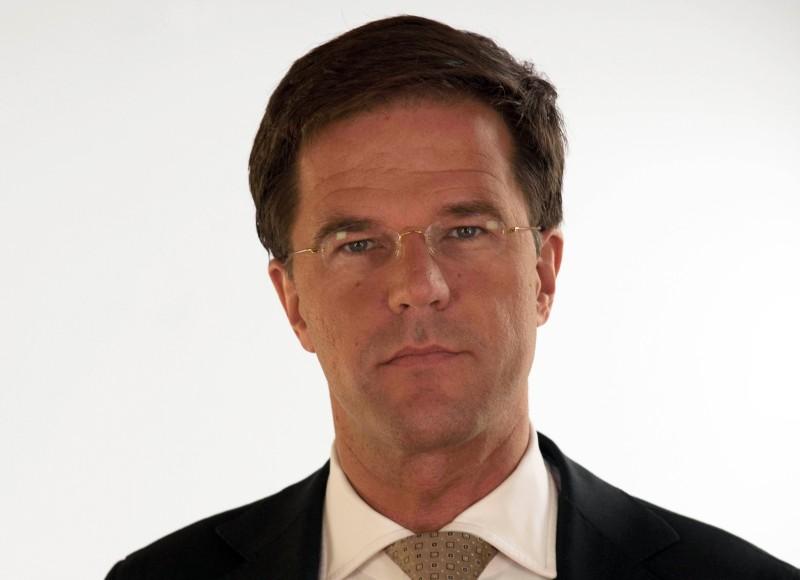 Mark Rutte, president van de criminele organisatie Staat der Nederlanden